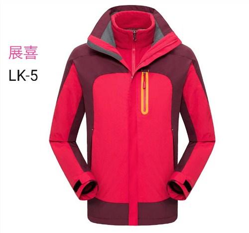 冲锋衣定制厂家哪家好,选上海展喜,质量保证