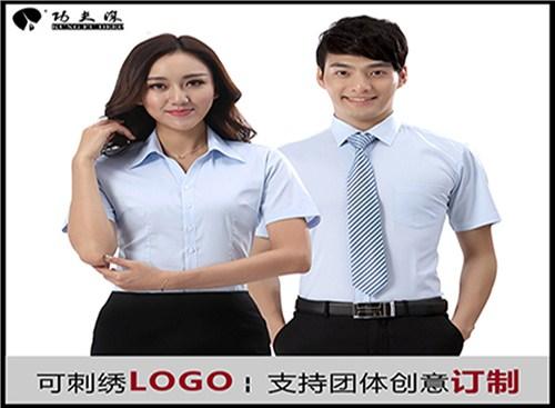 上海職業工裝襯衫量身定制 客戶至上 上海少帥工貿供應