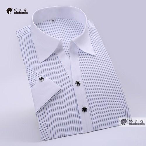 南京全国发货衬衫品牌哪家好 创造辉煌 上海少帅工贸供应