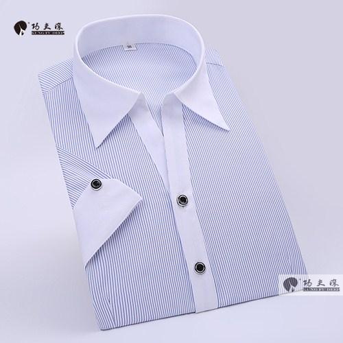 上海量身衬衫制造厂家 创新服务 上海少帅工贸供应