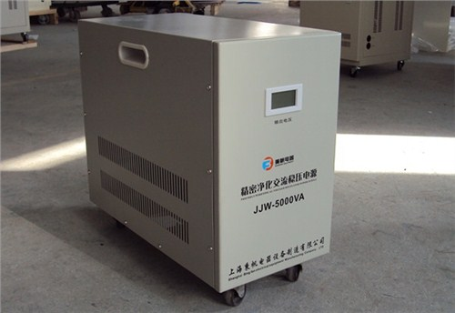 10kva净化稳压器 三相精密净化稳压器 机器人专用净化稳压器 秉帆供
