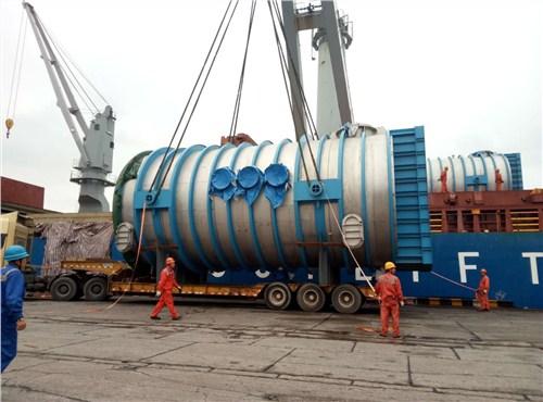 销售上海嘉定区到重庆大件物流水陆运输报价楚基供