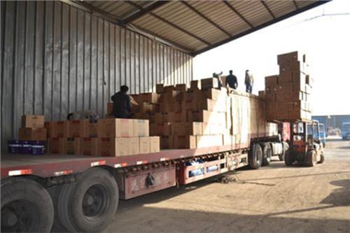 江苏附近的物流物流整车往返哪家快 上海晨结物流供应