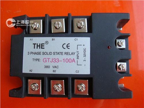 上海无锡天豪固态继电器GTJ33-100A上海固态继电器GTJ33-100A经销商 超一供