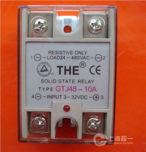 无锡天豪固态继电器代理商 上海无锡天豪固态继电器GTJ48-10A零售 超一供