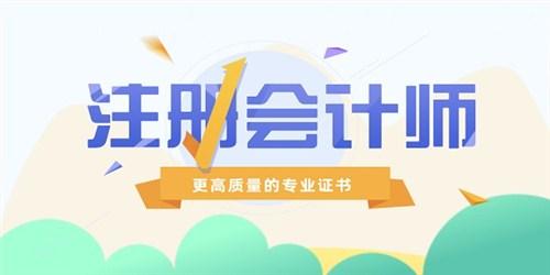 松江区知名CPA培训课程值得信赖企业 服务为先「上海德直代理记账供应」