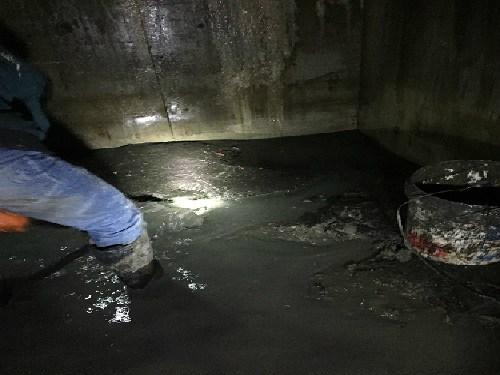 上海金山区清理集水池公司电话,清理集水池