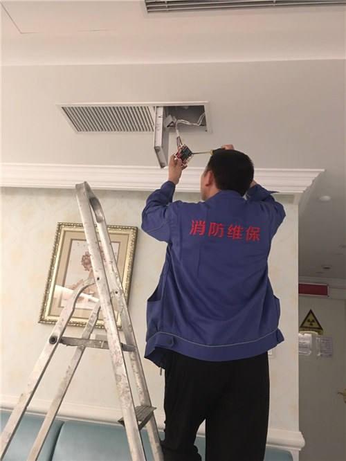 宝山区企业消防维保报价「迅涛供」