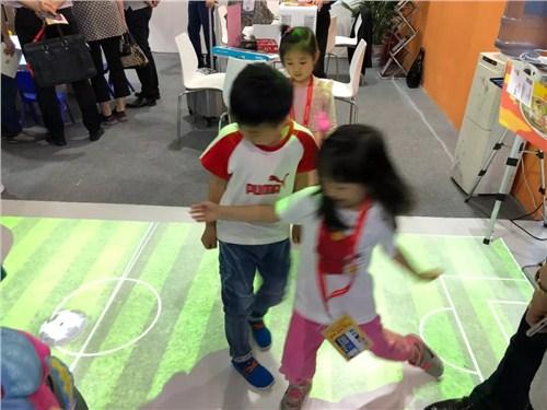 北京专业幼儿园智能互动产品生产基地 创造辉煌「上海豪派数码科技供应」