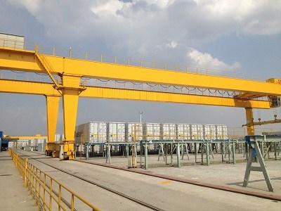 上海专业电动单梁起重机承诺守信 诚信互利 上海浩翔起重机械设备供应