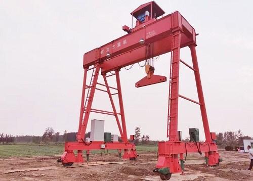 福建优质简易门式起重机质量材质上乘 诚信服务 上海浩翔起重机械设备供应