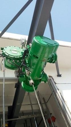 江苏智能防爆葫芦规格尺寸 抱诚守真 上海浩翔起重机械设备供应