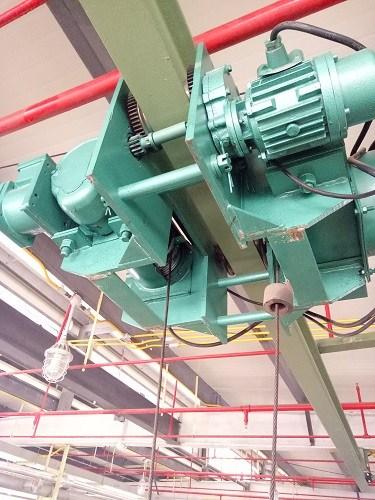 浙江专业防爆电动葫芦上门安装 和谐共赢 上海浩翔起重机械设备供应