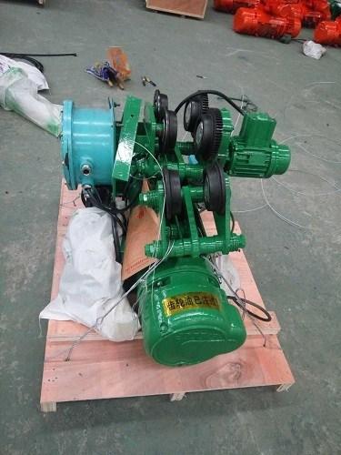 浙江自動防爆電動葫蘆規格尺寸「上海浩翔起重機械設備供應」