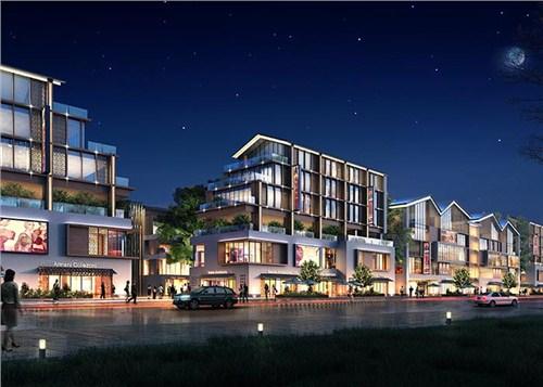 崇明区高品质大楼灯光 和谐共赢「上海好望角广告供应」