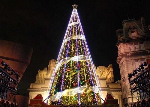 青浦区高品质圣诞树布置服务为先,圣诞树布置