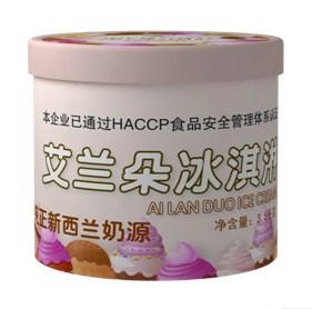 杭州官方冰淇淋优选企业「上海昊雪食品供应」