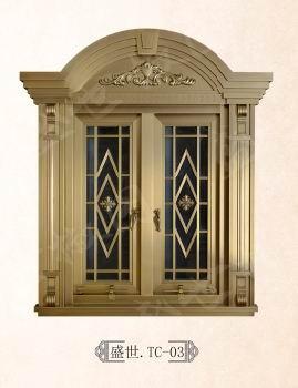 浦东新区欧式铜窗价格,铜窗