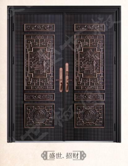 扬州盛世牌铜质门价格,铜质门