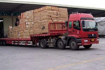 上海发货至上饶物流公司哪家好,上海物流公司
