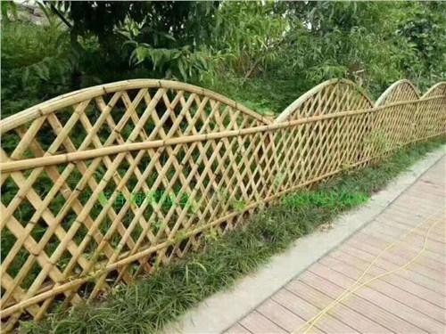 松江区通用竹篱笆搭建销售价格,竹篱笆搭建
