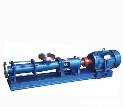 金山区耐高温G型螺杆泵 欢迎咨询「上海精全泵阀制造供应」