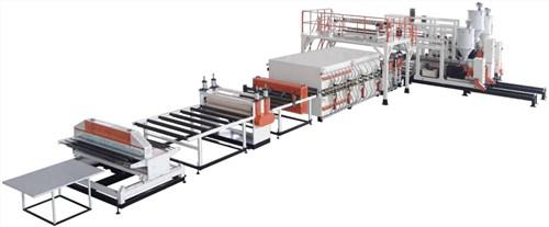 PP气泡格子板生产线-PP气泡格子板设备-金韦尔供