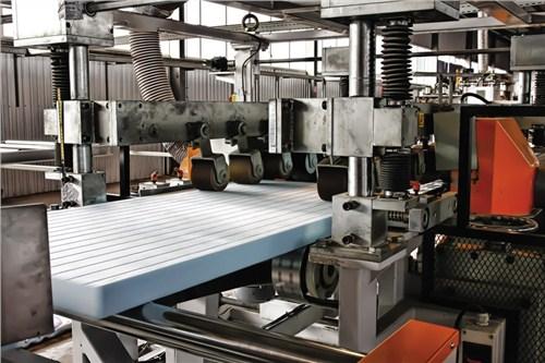 XPS发泡板生产线-XPS发泡板设备-金韦尔供