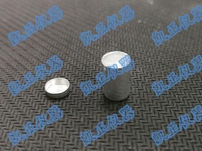 耐驰圆柱铝坩埚高品质的选择,铝坩埚