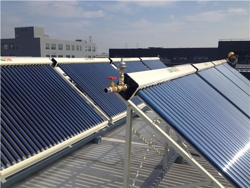 无锡优良U型管太阳能 优质推荐「力帮供应」