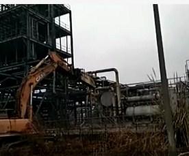 上海专业承包大型厂房拆除企业 欢迎咨询 上海良多实业供应