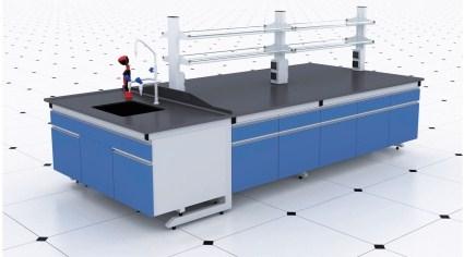 浙江PCR实验室连体通风柜 上海临进实验室设备供应