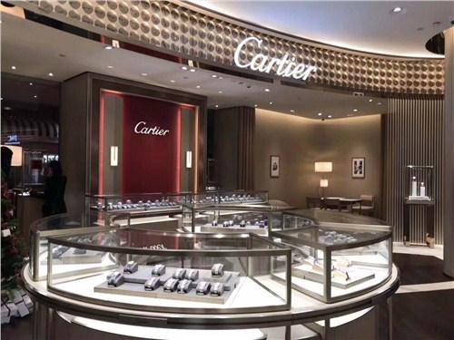 珠宝店装修价格,上海珠宝店装修,珠宝店道具报价-玲熙供