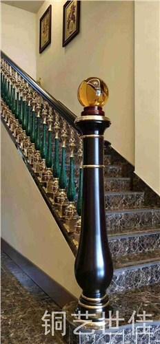 金山浴室铜扶手制作工厂,铜扶手