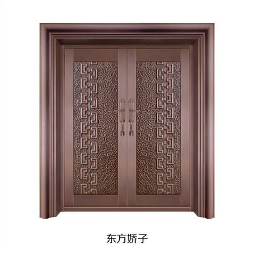 上海围墙铜门 上海普孜铜制品供