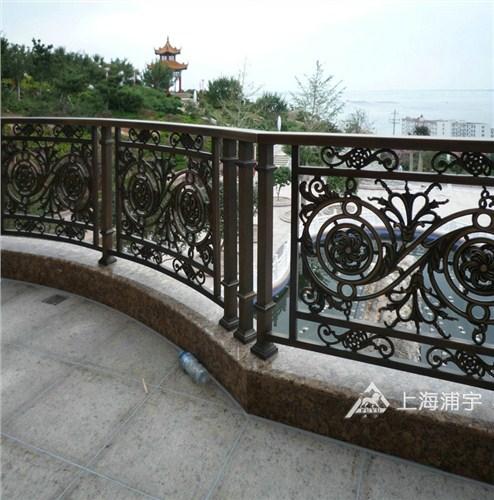 香港铜扶手铜栏杆省钱 浦宇供应