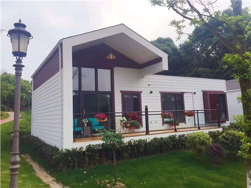 安徽直销轻型木屋 上海圣特豪森木结构供应