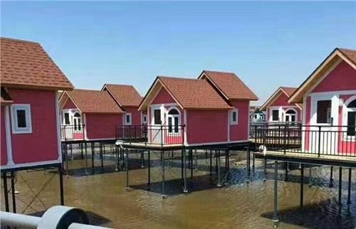 湖北口碑好度假木屋 上海圣特豪森木结构供应