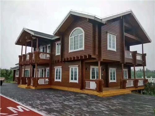 江西正规重型木屋 上海圣特豪森木结构供应