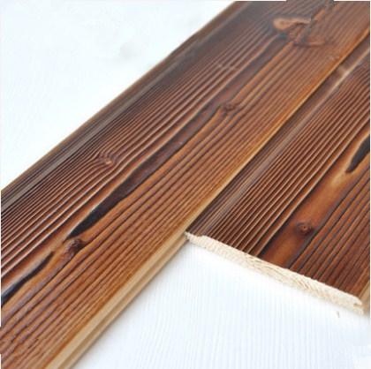 江西直销碳化木厂家直供 欢迎咨询 上海圣特豪森木结构供应
