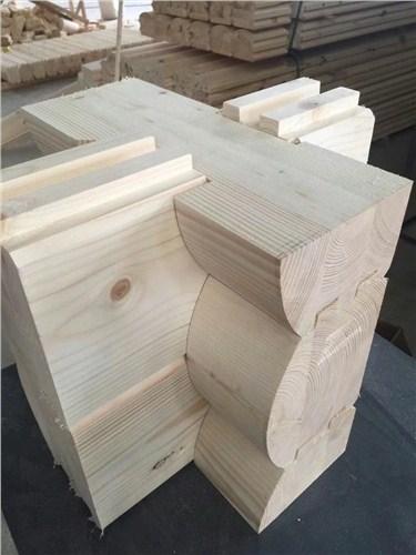 湖南优质胶合木 上海圣特豪森木结构供应