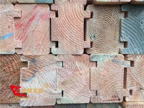 浙江正规墙体料 上海圣特豪森木结构供应
