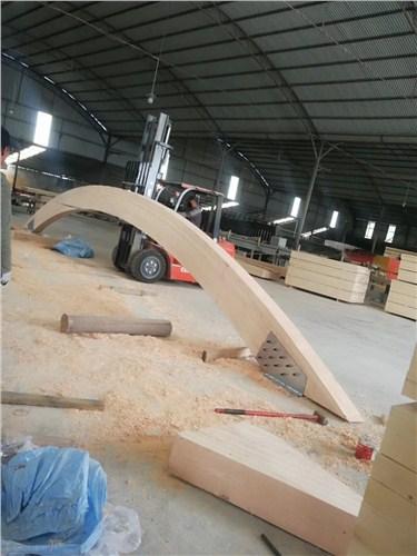 河南正规曲梁询问报价 上海圣特豪森木结构供应