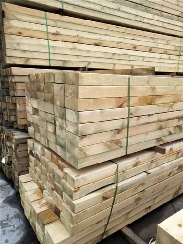上海进口防腐木 上海圣特豪森木结构供应