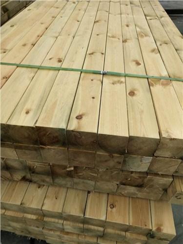 安徽口碑好防腐木哪家好 上海圣特豪森木結構供應