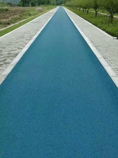 湖北销售彩色透水沥青施工队,彩色透水沥青