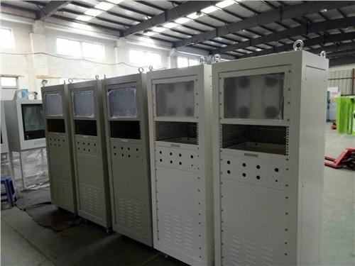 流水线工控机柜设计,工控机柜