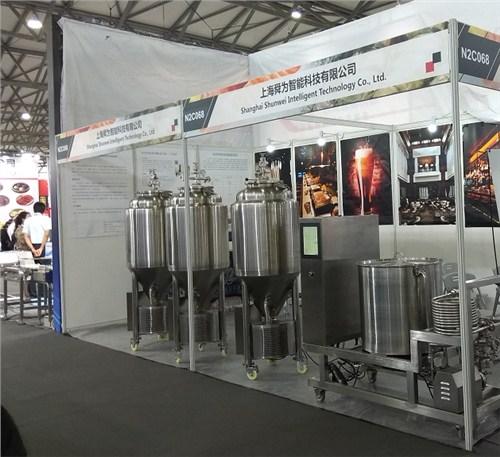 家用智能啤酒机畅销全国 欢迎咨询 上海舜为智能科技供应