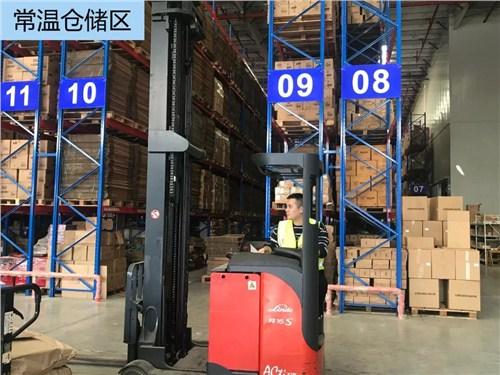 上海专业仓储外包多少钱 真诚推荐 上海威微物流供应