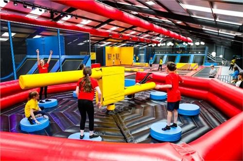 儿童淘气堡乐园加盟投资多少钱 欢迎来电「上海徐甸玩具供应」